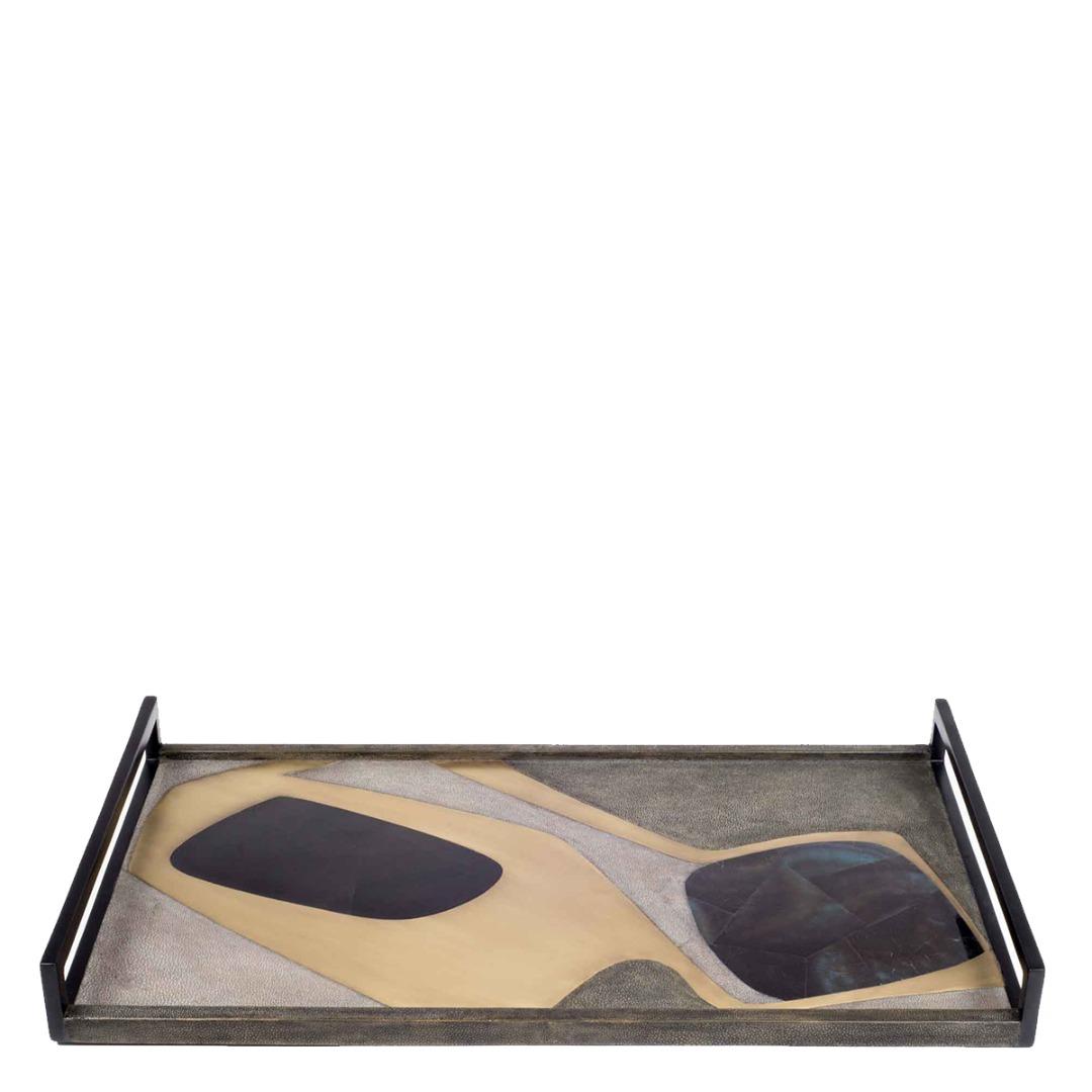 Cosmos Dark Tray (L)