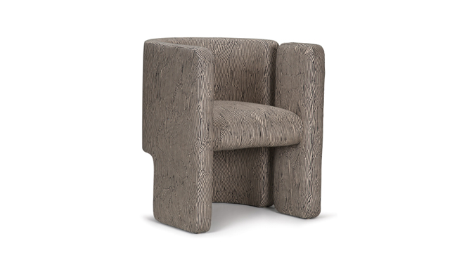 Fairfax Chair Right Arm Facing