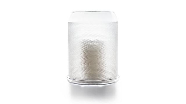 Cagan Glass Hurricane (L)