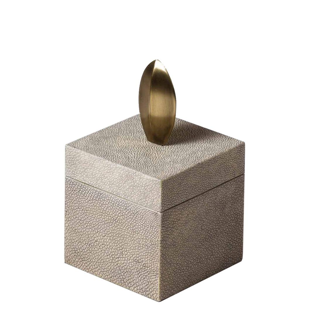 Tall Square Box