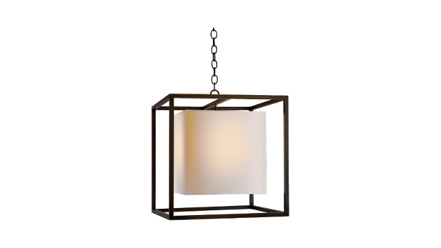 Bronze Foyer Pendant Ceiling Light