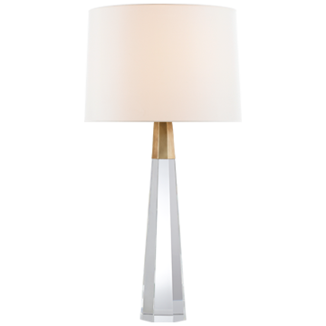 Olsen Table Lamp Alabaster