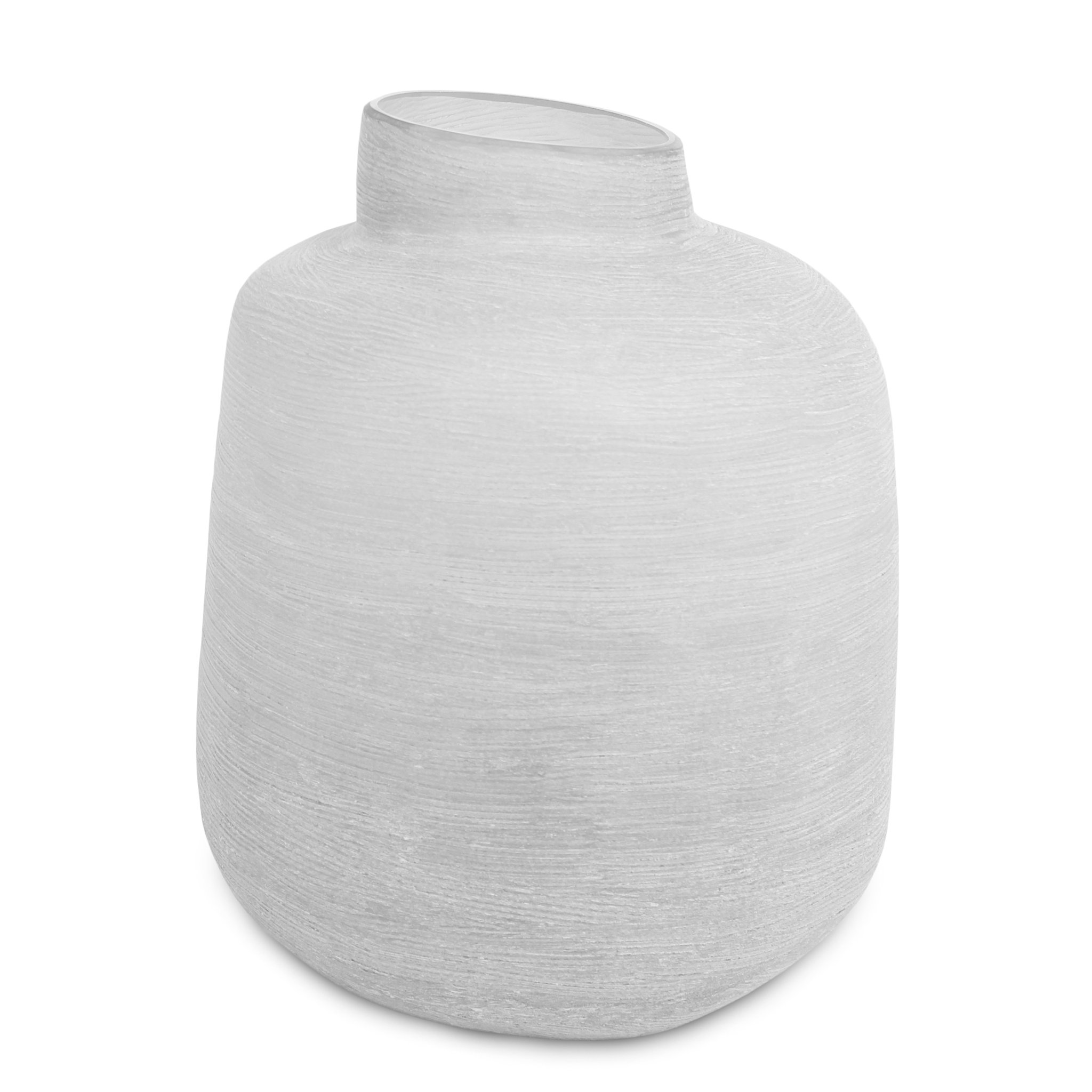 Ono Vase Large Clear