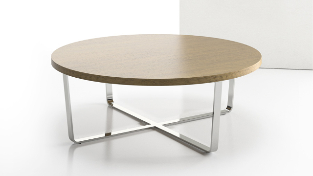 Float Oval Coffee Table