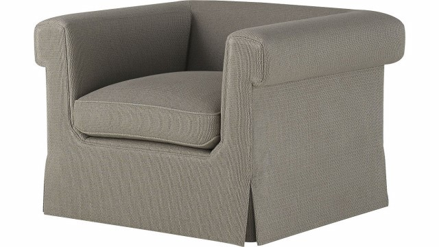 Horizonte Skirted Chair