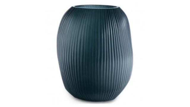 Nagaa Lge Dark Indigo Vase