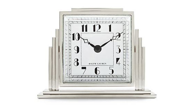 Athena Deco Clock