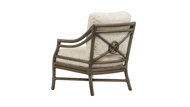 Rattan Target Lounge Chair