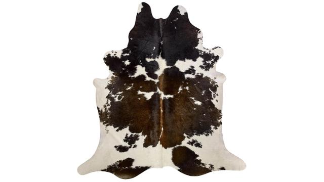 Black Brown White Special Cowhide