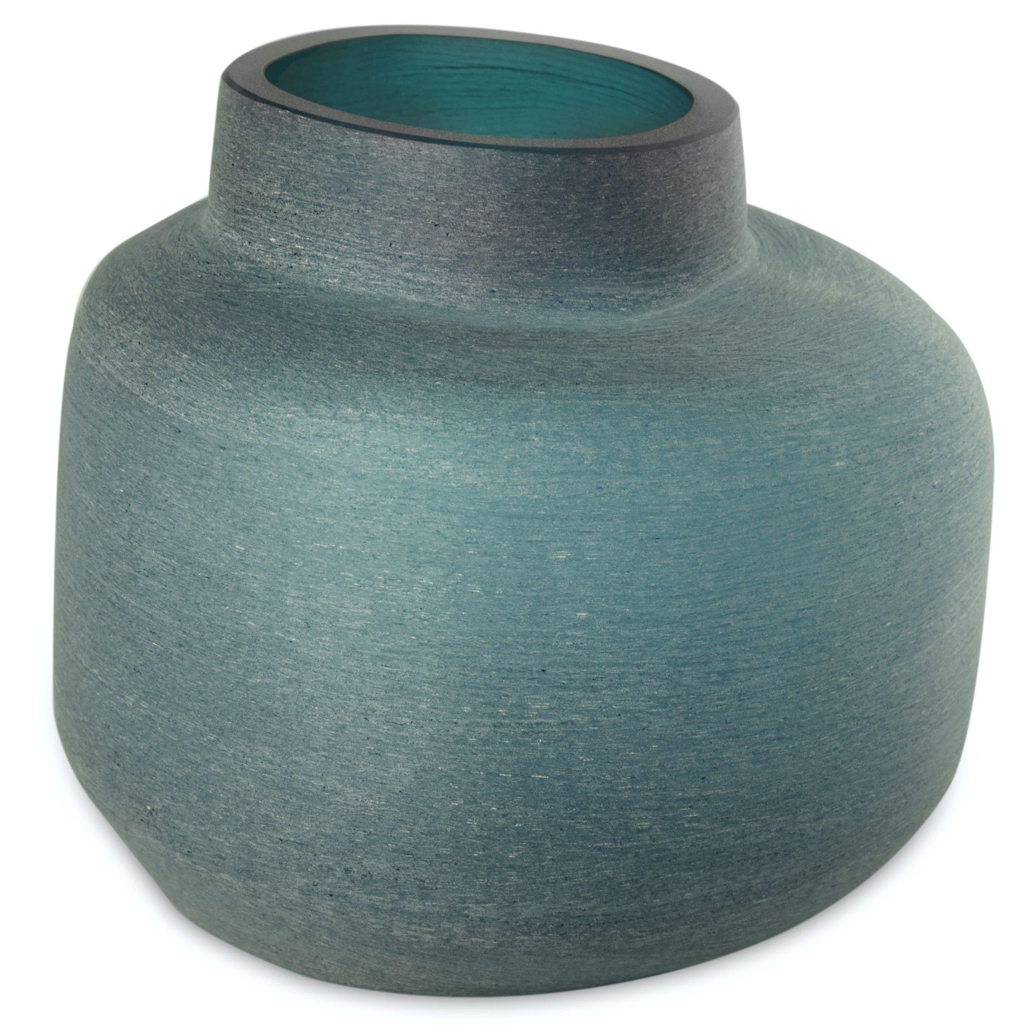 Ono Vase Med Petrol
