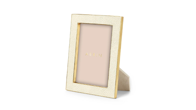 Classic Shagreen 5x7 Frame