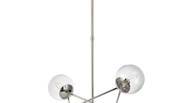 Turenne Large Dynamic Chandelier (Questions)