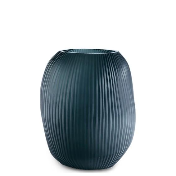 Nagaa Vase Lge Dark Indigo