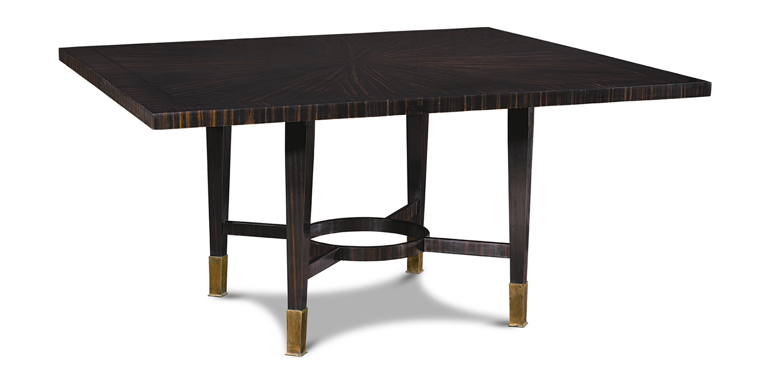 Argueil Square dining table 180
