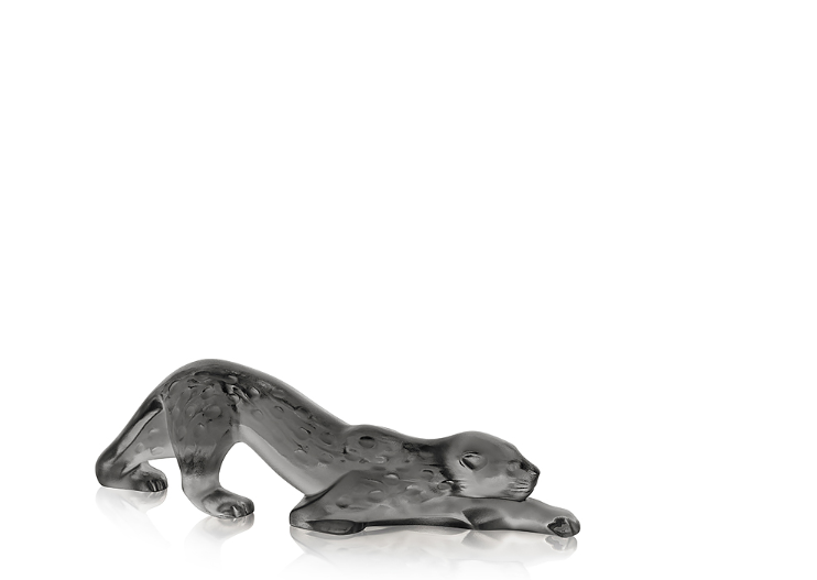 ZEILA PANTHER FIGURE SS GREY