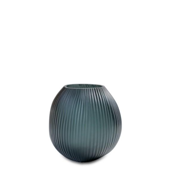 Nagaa Vase Med Dark Indigo