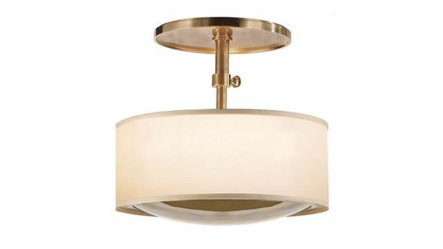 Reflection Semi-Flush Pendant
