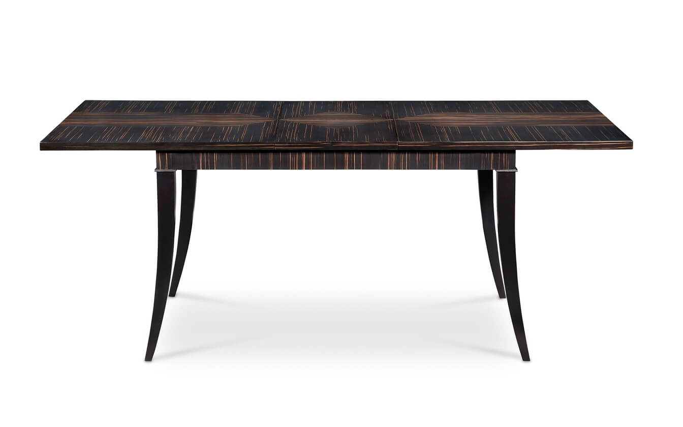 Occasionals Dining table in Ebony