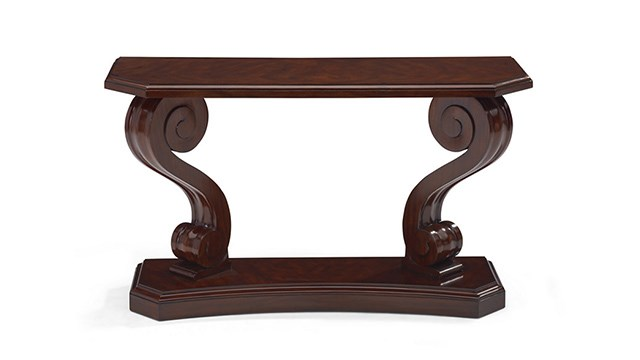 MAYFAIR SCROLL CONSOLE