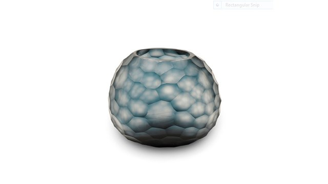 Somba Vase Small
