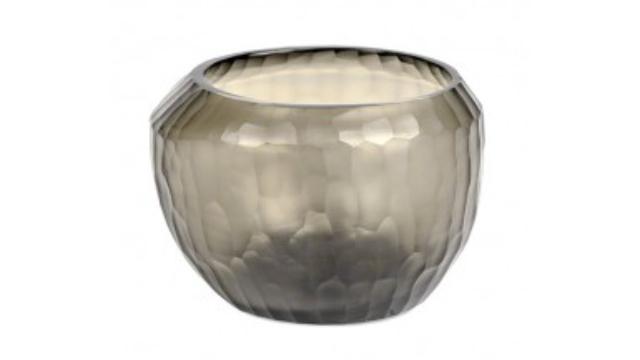 Malia Tealight Smoke Grey