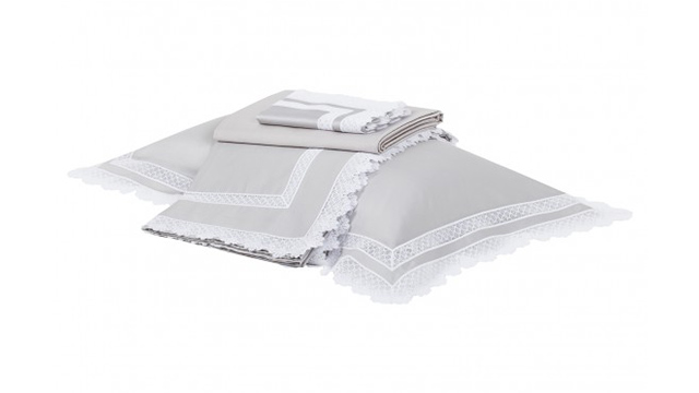 Macrame Pizzo Bed Set