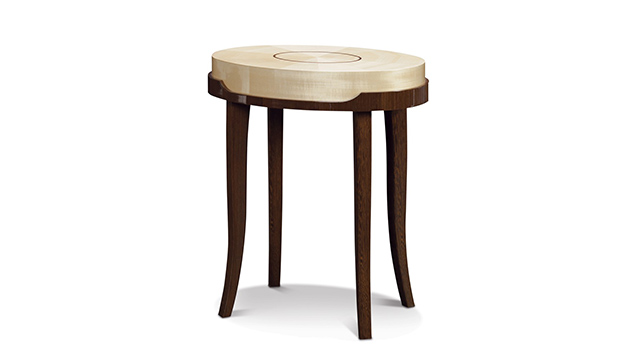 Opera Side Table Oval