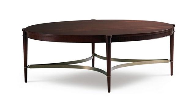 Olivia Oval Coffee Table