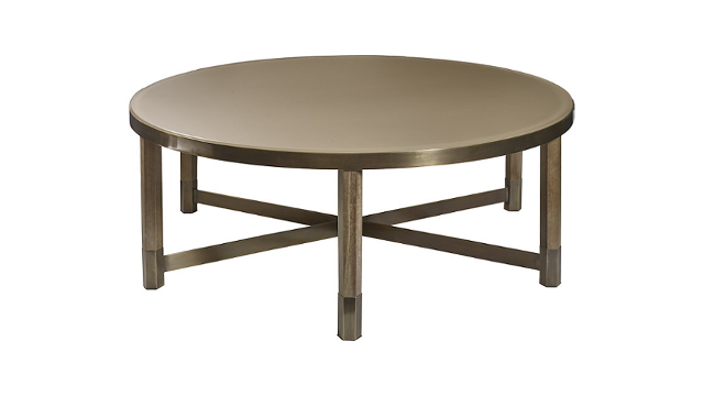 Spoke Cocktail Table