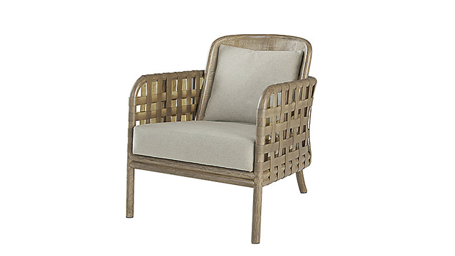 Steven Volpe Cambric Lounge Chair