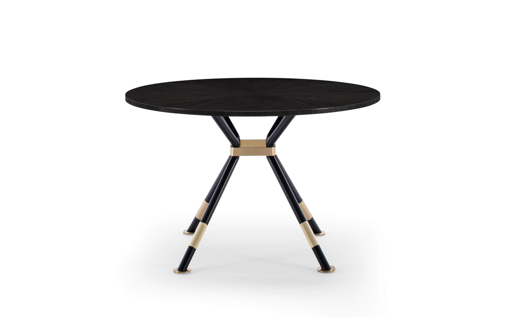 London Collection Round Dining Table