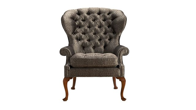 George II Wing chair