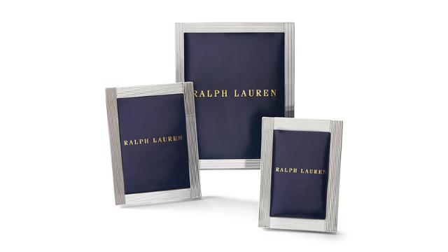 Luke Silver-Plated Frame