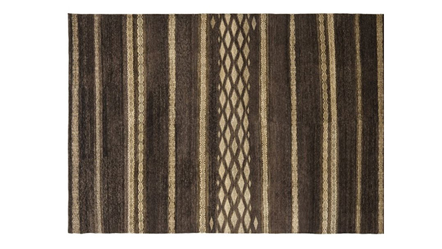 Nairobi Stripe-Safari Brown