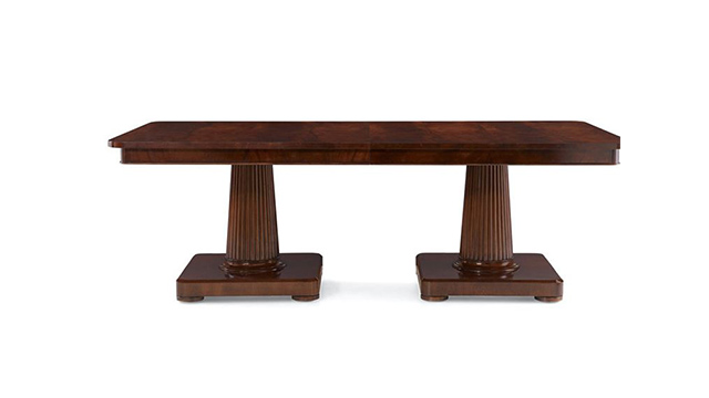 Mayfair Double Pedestal Dining Table