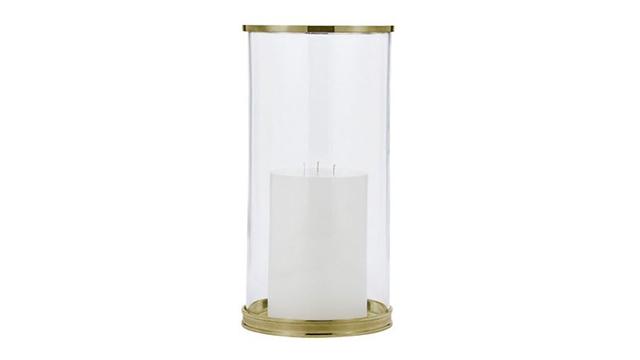 Modern Hurricane Large Brass