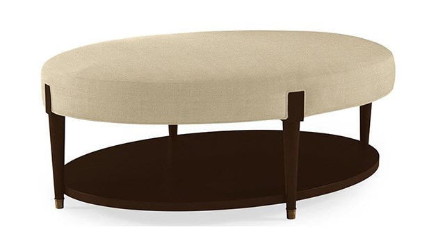 Ondine Oval cocktail bench