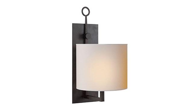 Aspen Iron Lamp