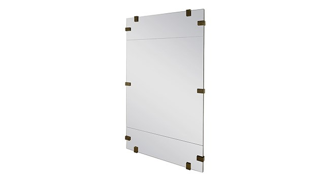 Pickfair Floor Mirror
