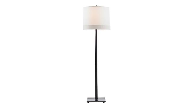 Octagon Floor Lamp