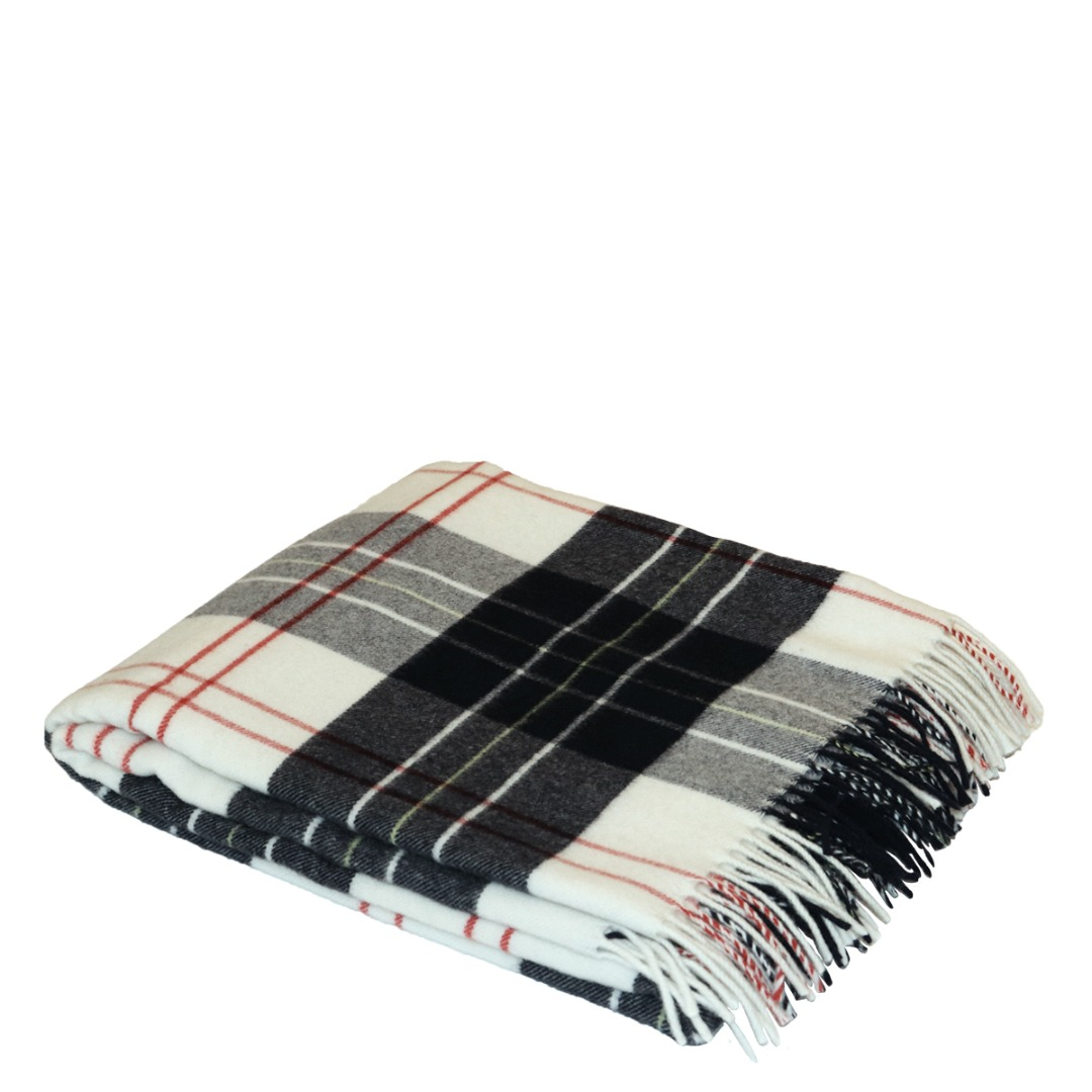 Lambswool Scozzese Throw (C1)