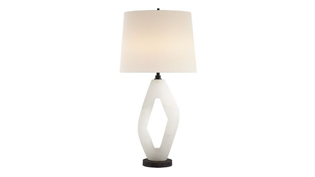 Palisades Diamond Table Lamp