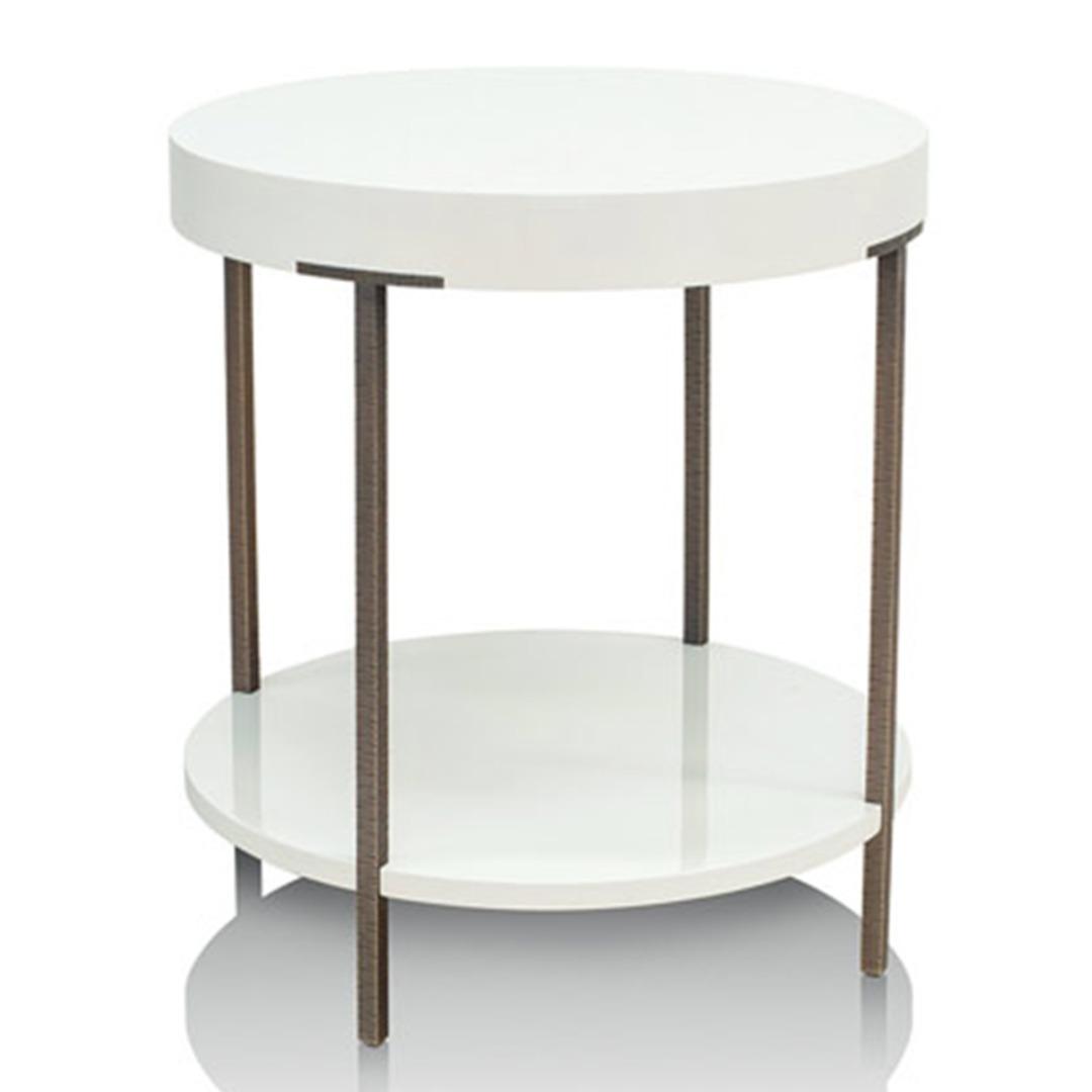 Allegretto Round Side Table