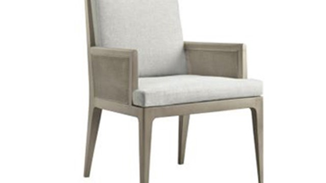 Carmel Cane Dining Arm Chair