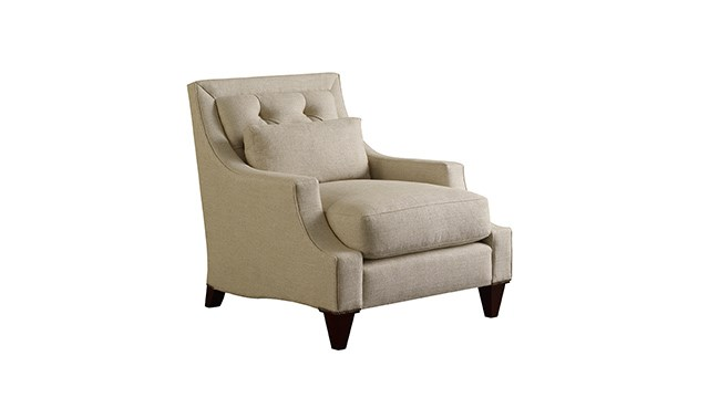 Max Club Chair - Tufted