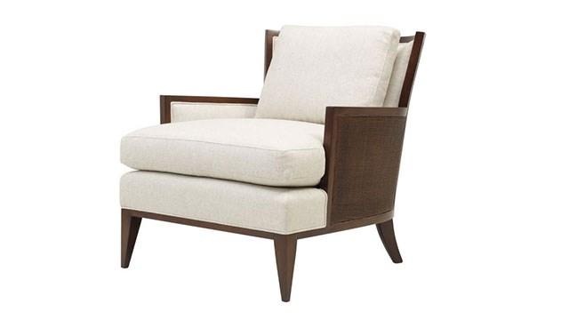 California Cane Lounge Chair