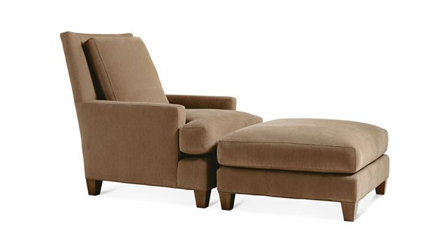 High Back Shelter Lounge Chair