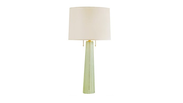 Pleated Lamp