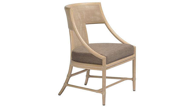 Classic Curve Arm Chair