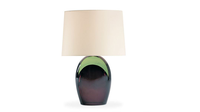 Sommerso Glass Dome Lamp
